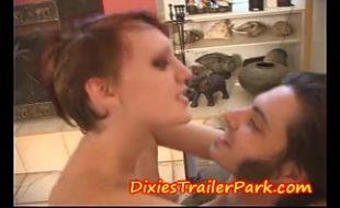 Dixie fazendo sexo gostoso