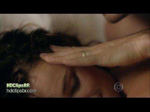 Cenas de sexo com a atriz Paola Oliveira