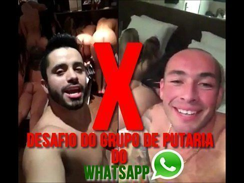 Desafio do grupo de putaria do whatsapp
