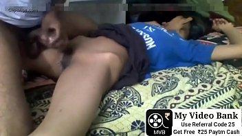 Comeu a namorada dormindo, gozou dentro da bucetinha