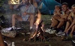 filme porno interracial de amigos em um acampamento